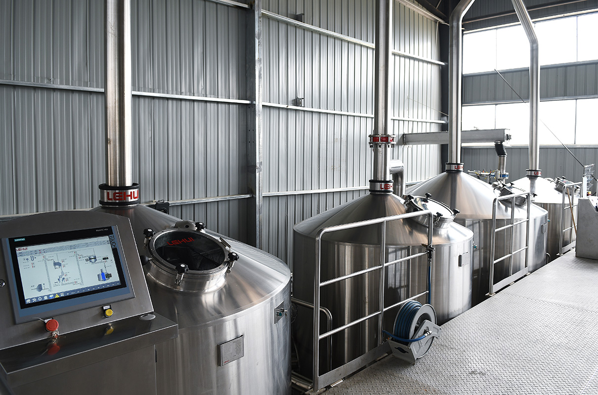 Choosing The Right Size Brewhouse Lehui Craft